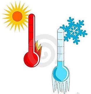 calor ou frio para a coluna?