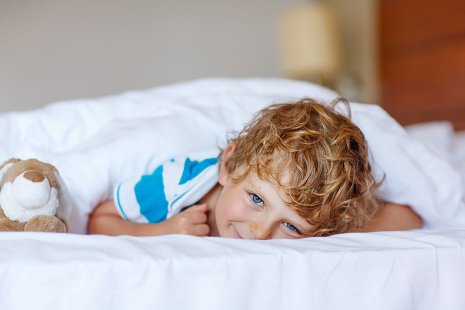 5 Tips for Better Bedtimes