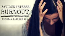 Stress, Fatigue & Burnout - What You Need to Know About Cortisol And Adrenal Fatigue