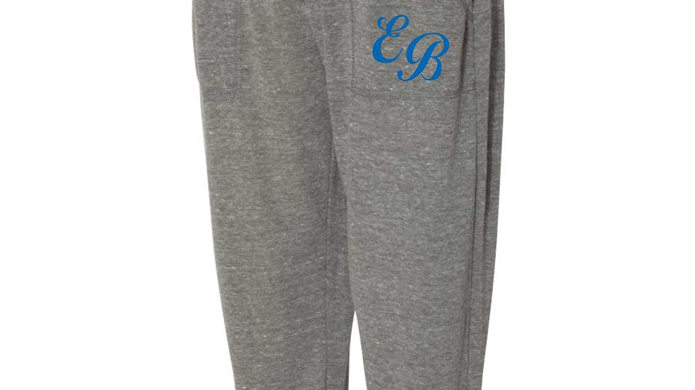 Women's cropped jogger - Gray