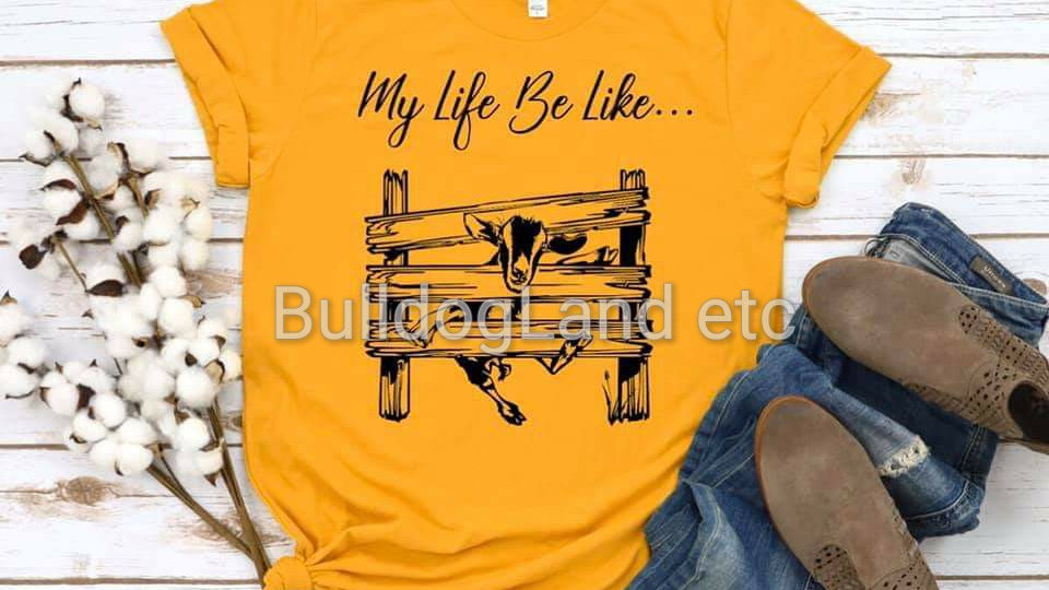 My Life be Like...