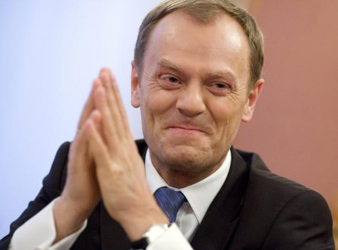 How could Donald Tusk be re-elected?
