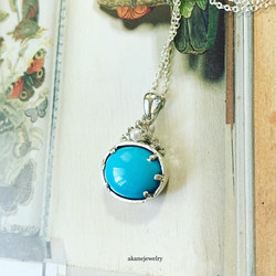 Silver jewelry Turquoise