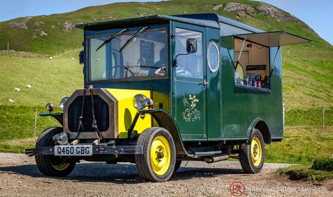 Vintage Tea Van