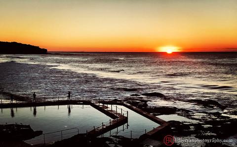 Rockpool Sunrise
