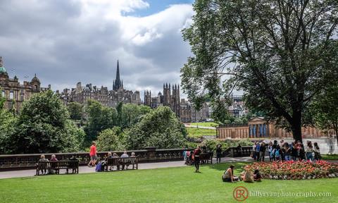 Princes Park Gardens