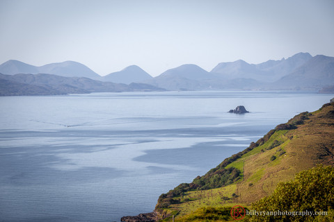 The Cuillins, Staffin
