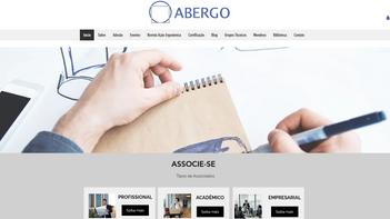Novo site da ABERGO