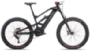 E-Bike Olympia Hammer Carbon Rahmen Full Suspensions