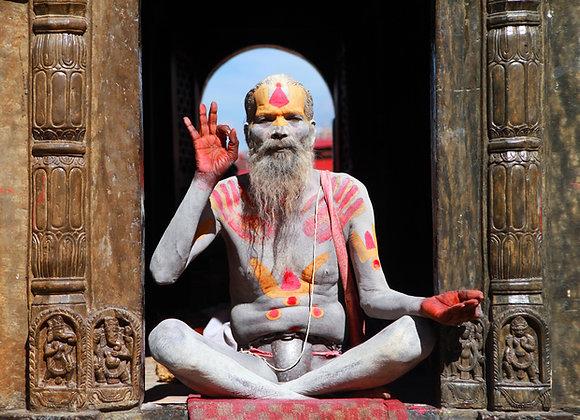 Power of the Nepalese Shaman Attunement