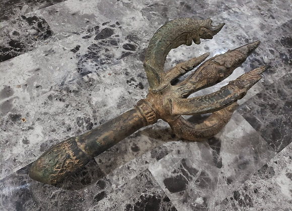 The Indra Naga Mace Empowerment