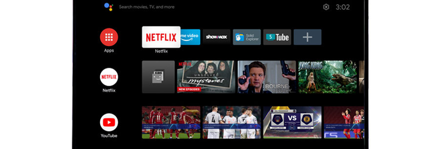 """49"""" ANDROID SUNNY Tv"""