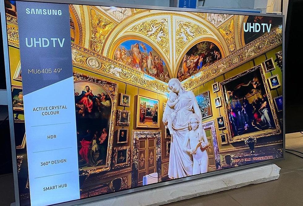 "49"" UHD 4K Samsung Tv"