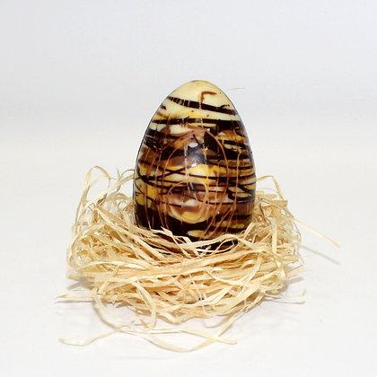 Fehércsokokoládé tojás