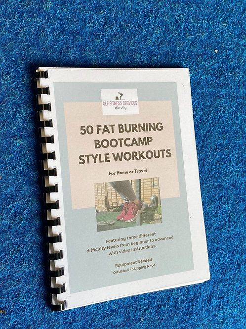 50 Fat Burning Bootcamp Style Workouts