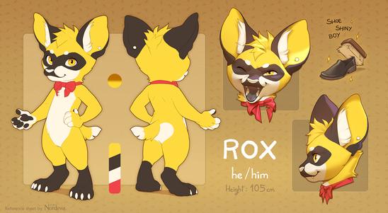 Rox CHIBI ref
