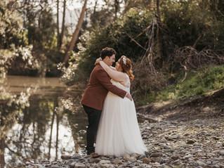 Riverwood Downs Elopement - Tenielle & Hayden