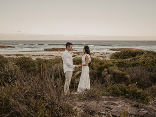 Port Stephens Elopement Styled Shoot