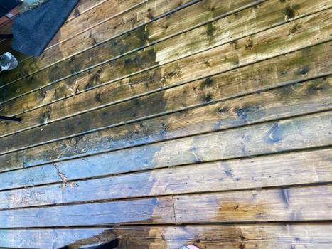 Deck/Fence Powerwashing