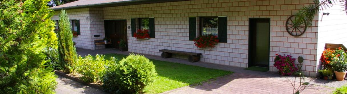 Das Ferienhaus am Maibüsch