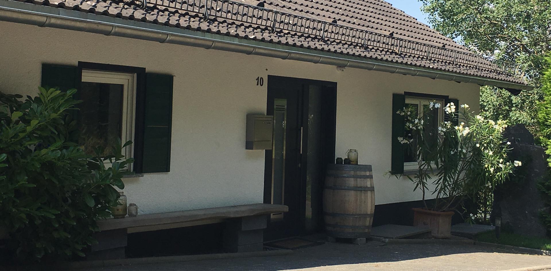 modernes Forsthaus in Katzwinkel