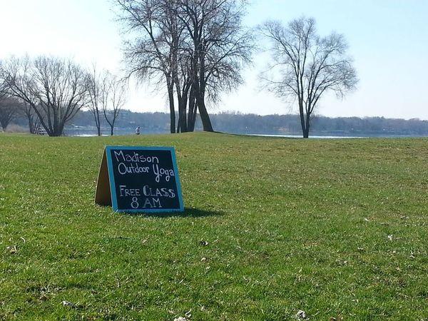Olbrich Park - Free Yoga