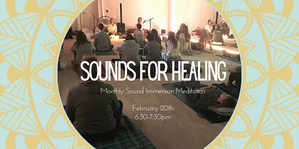 Sounds for Healing