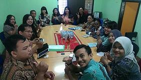 IEP staff meeting