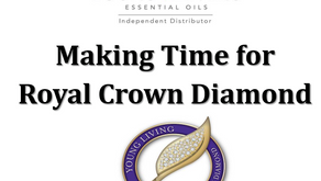 Making Time for Royal Crown Diamond