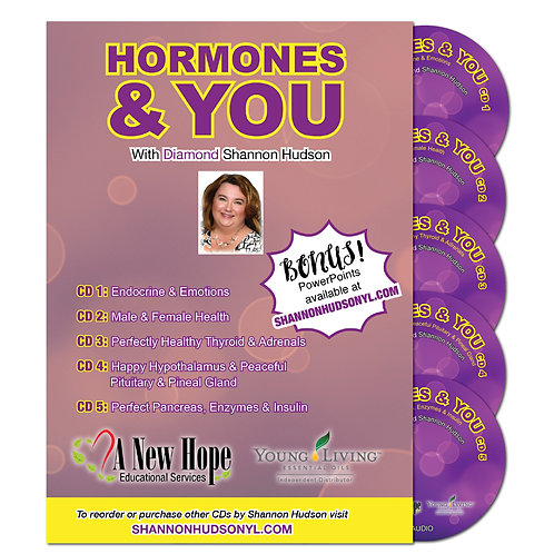 Hormones & You Audio Series
