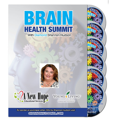 Brain Health Summit  Audio Series
