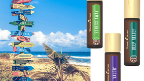Essential Oils For Travel: Young Living Training and Education