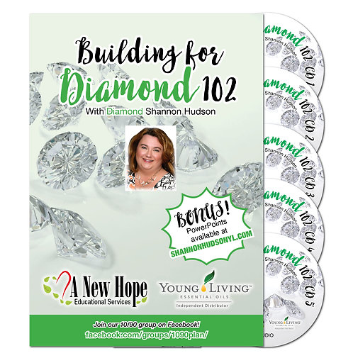 Building For Diamond 102 Audio Series