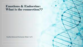 Healthy Balanced Hormones 5 Week Series PowerPoint Presentations