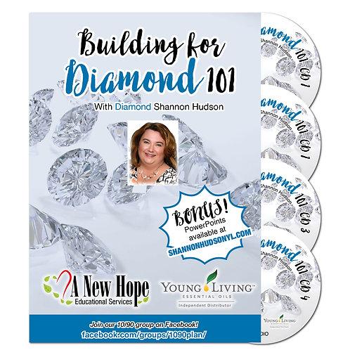 Building For Diamond 101 Audio Series