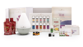 Unboxing the Premium Starter Kit: Young Living Training and Education