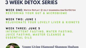 3 Week Detox Series