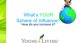 Sphere of Influence ~ PowerPoint