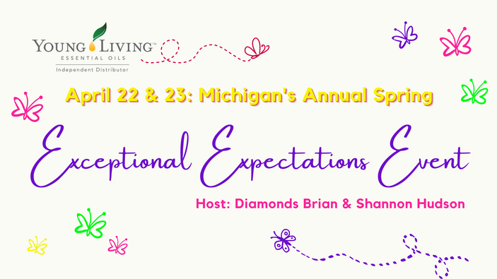 April 2021 Exceptional Expectations Event