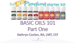 Basic Oils 101 w/ Kathryn Conlen Part One ~ PowerPoint
