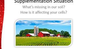 Supplementation Situation