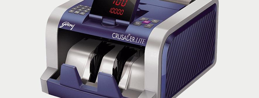 Godrej Crusader Lite Currency Counting Machine