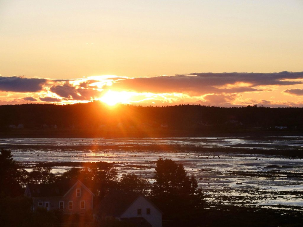 West Quoddy Sunset
