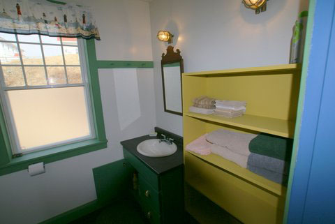 Keeper's Cottage Bathroom