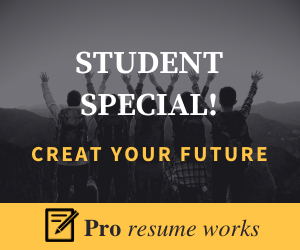 PRW student special