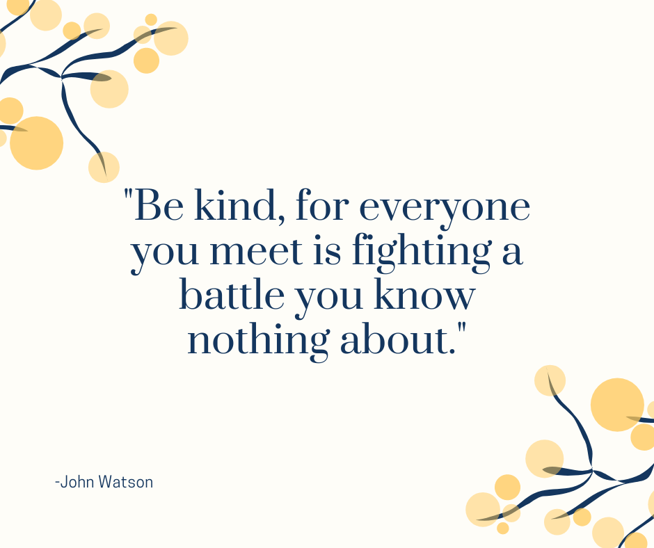 John Watson quote