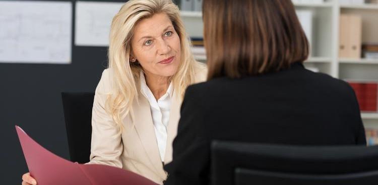 PWR women interviewing
