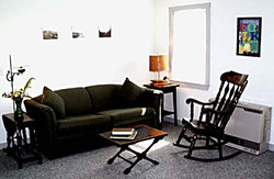 Washington Living Room