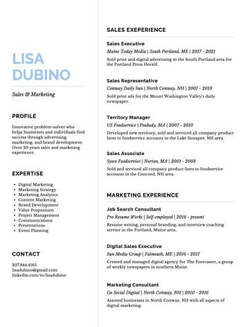 Medical Resume
