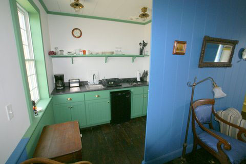 Keeper's Cottage Kitchen
